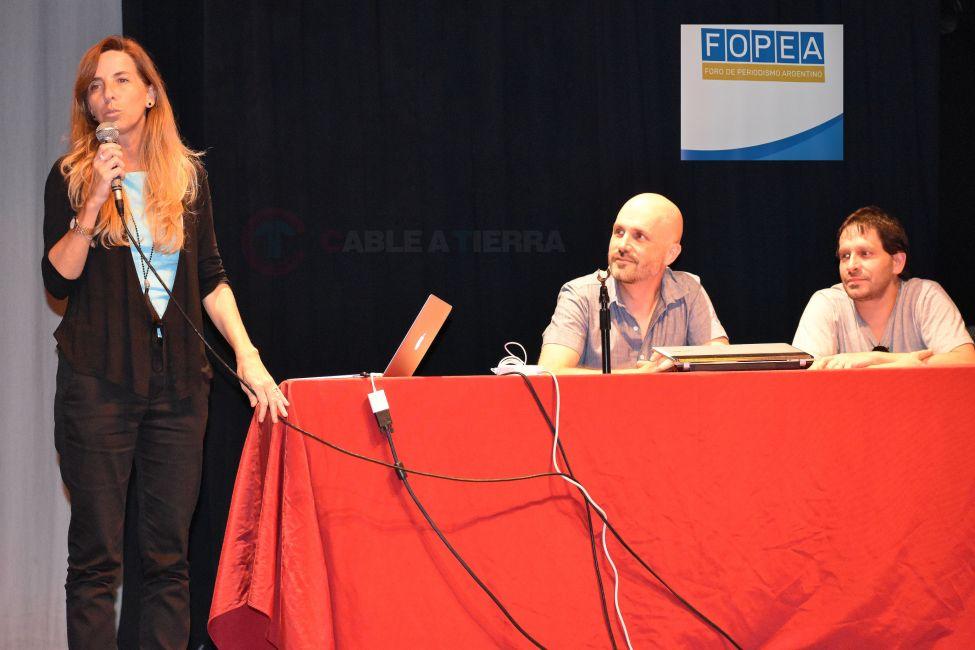 Exitosa Convocatoria de FOPEA en Salta