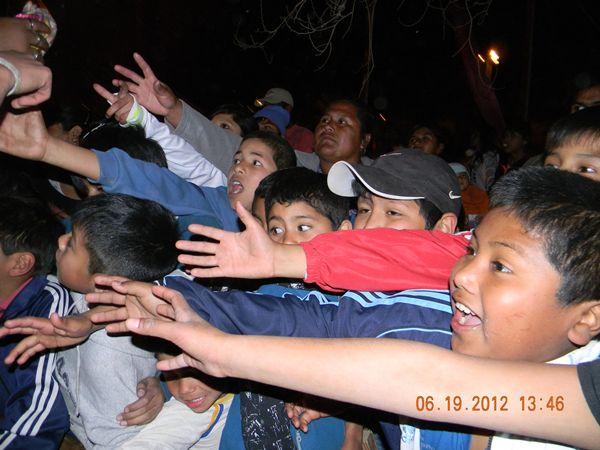 Fiesta de los chicos en Villa Mitre