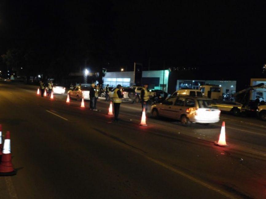Infracciones: en tres días se secuestraron más de 190 vehículos