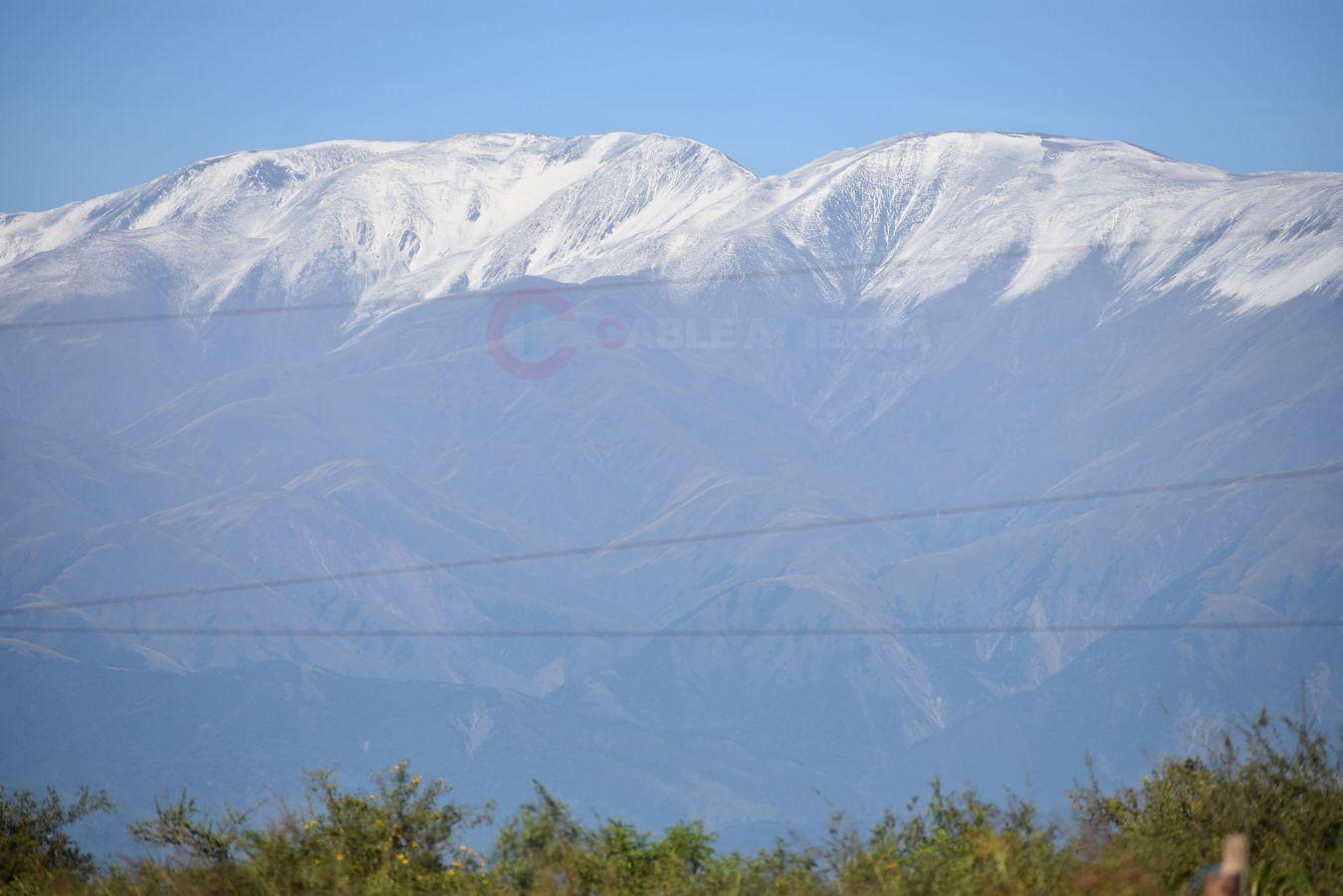 Fria mañana en Salta