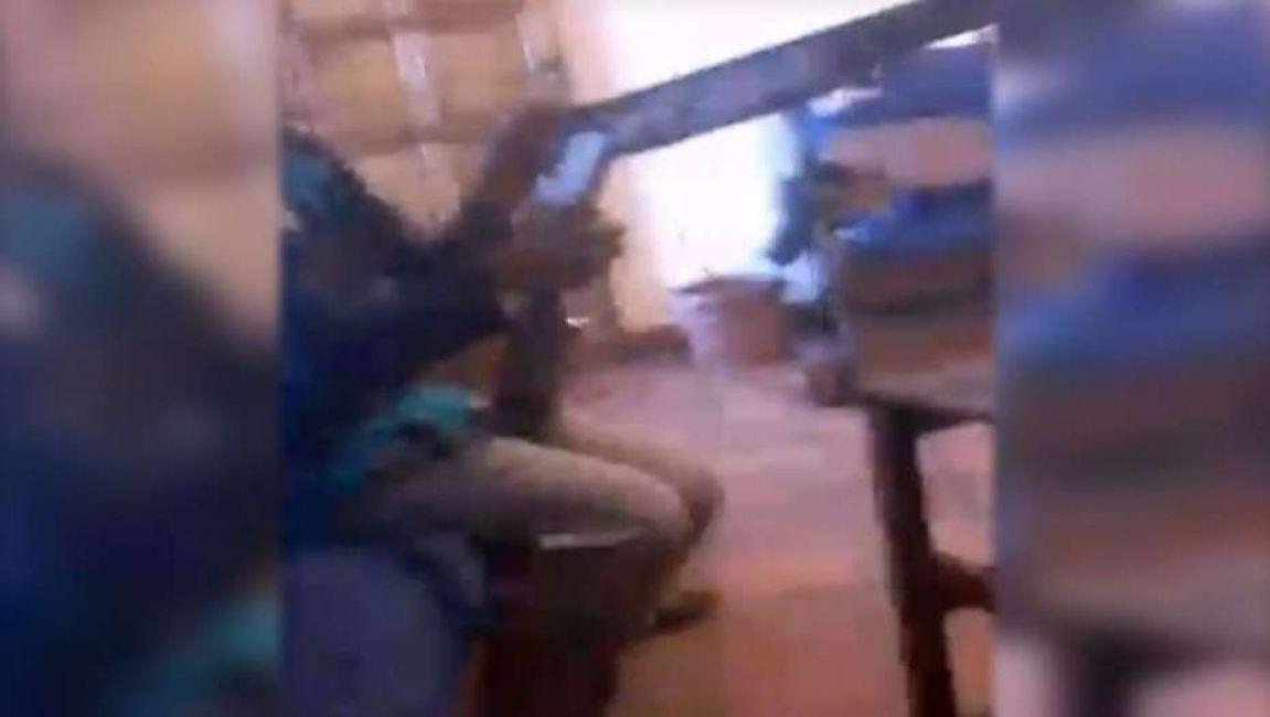 Una niña murió de un escopetazo mientras transmitían por Facebook Live