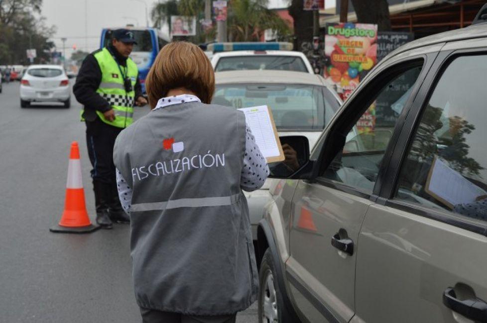 Impuesto Automotor: Continúan los operativos de control
