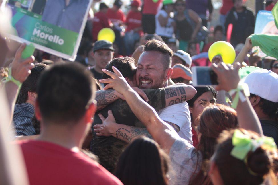 """Adrián Valenzuela antes de la veda electoral: """"Es el momento de cambiar"""""""