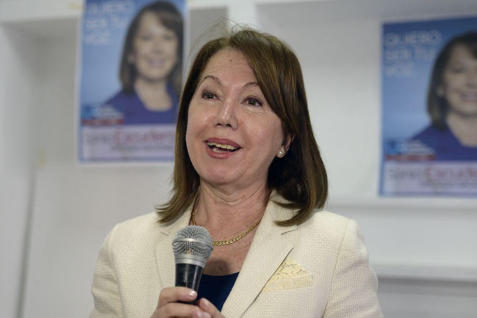 "Sonia Escudero: ""no podemos mandar improvisados al Congreso"""