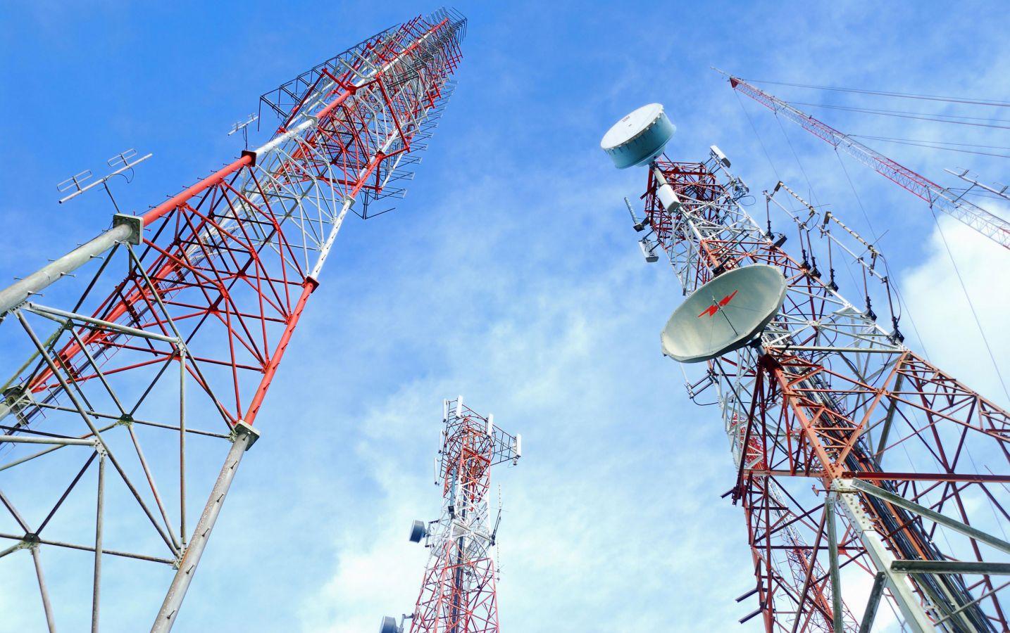 10 nuevas antenas de Telecom