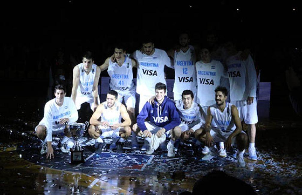 Argentina le ganó a Brasil en Salta y es campeón del Super 4