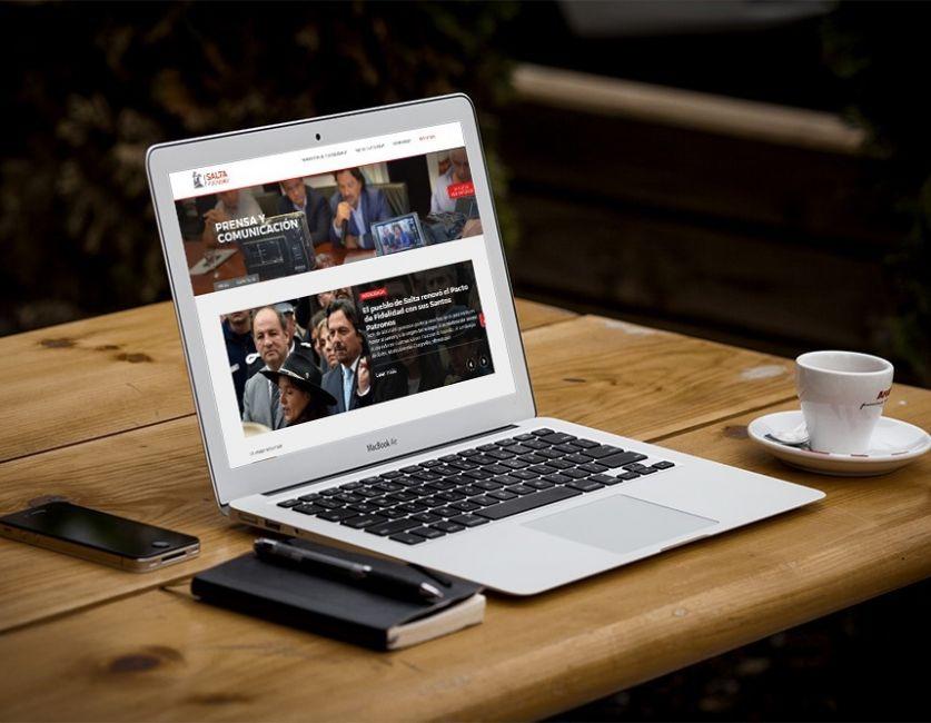 La nueva página web municipal prioriza el servicio al vecino