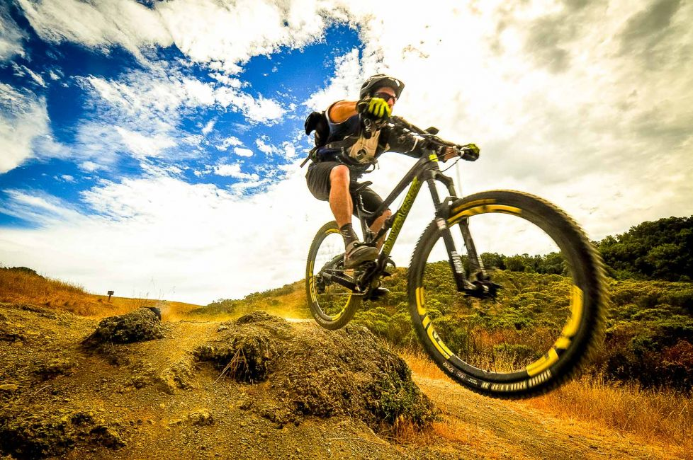 Simplemente imperdible: Mountain Bike en Rosario De Lerma