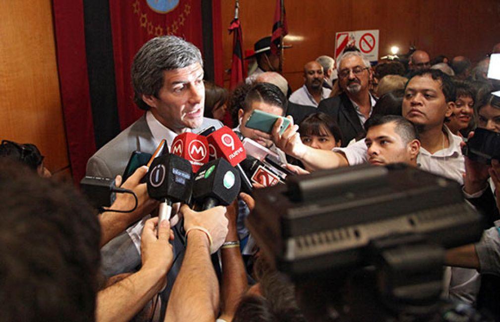 """""""El Estado tiene que ganar en solvencia y lograr el equilibrio fiscal"""""""