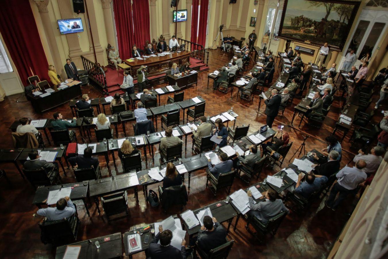 Diputados aprobó el Consenso Fiscal
