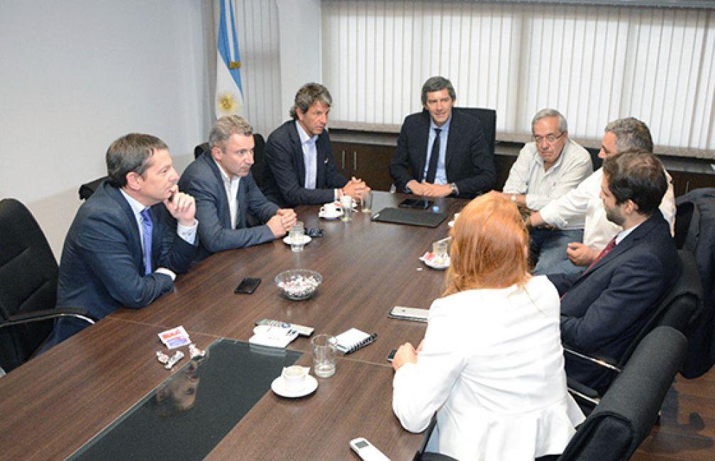Yarade se reunió con el titular de la Superintendencia de Seguros de la Nación