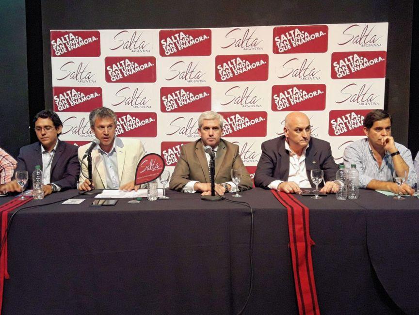 La ciudad de Salta presentó su Calendario Turístico de Verano