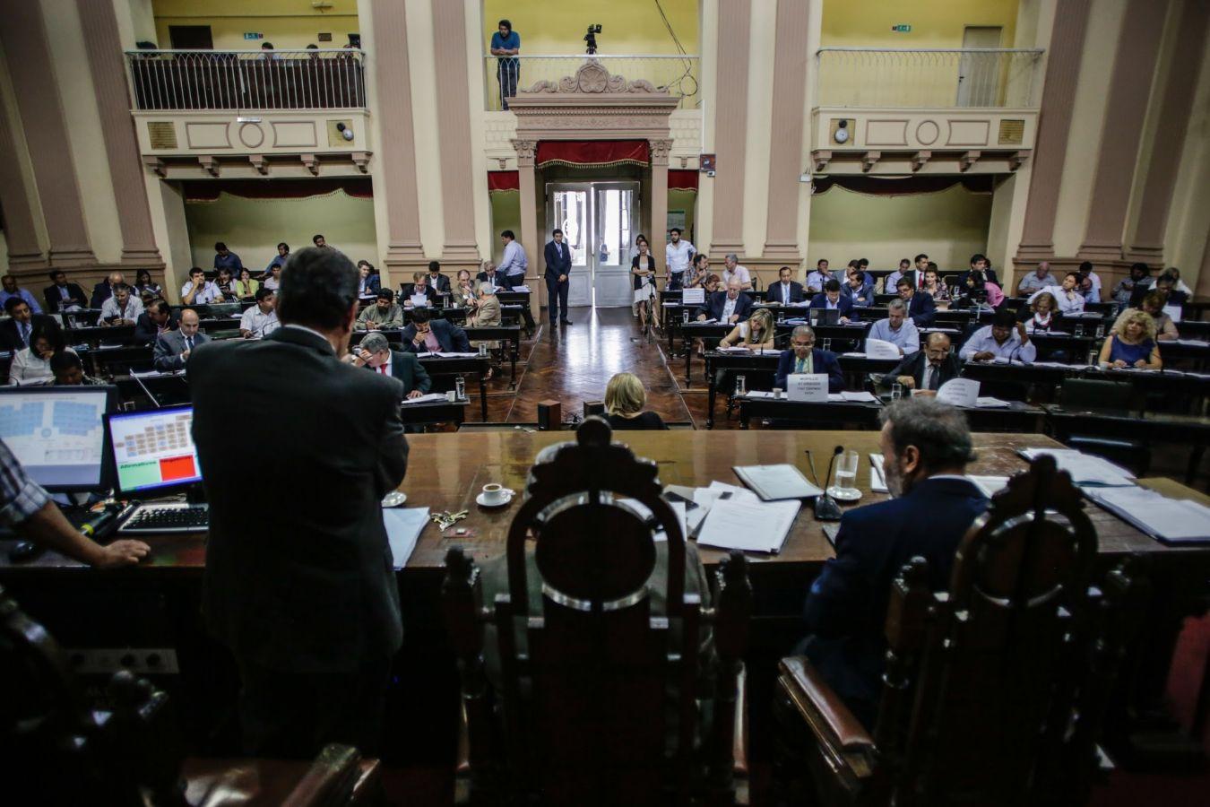 El Presupuesto 2018 tiene media sanción