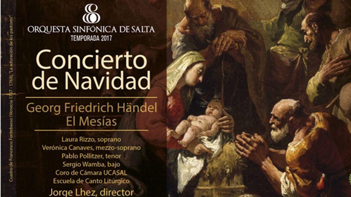 La Sinfónica ofrecerá un Concierto de Navidad en la Catedral