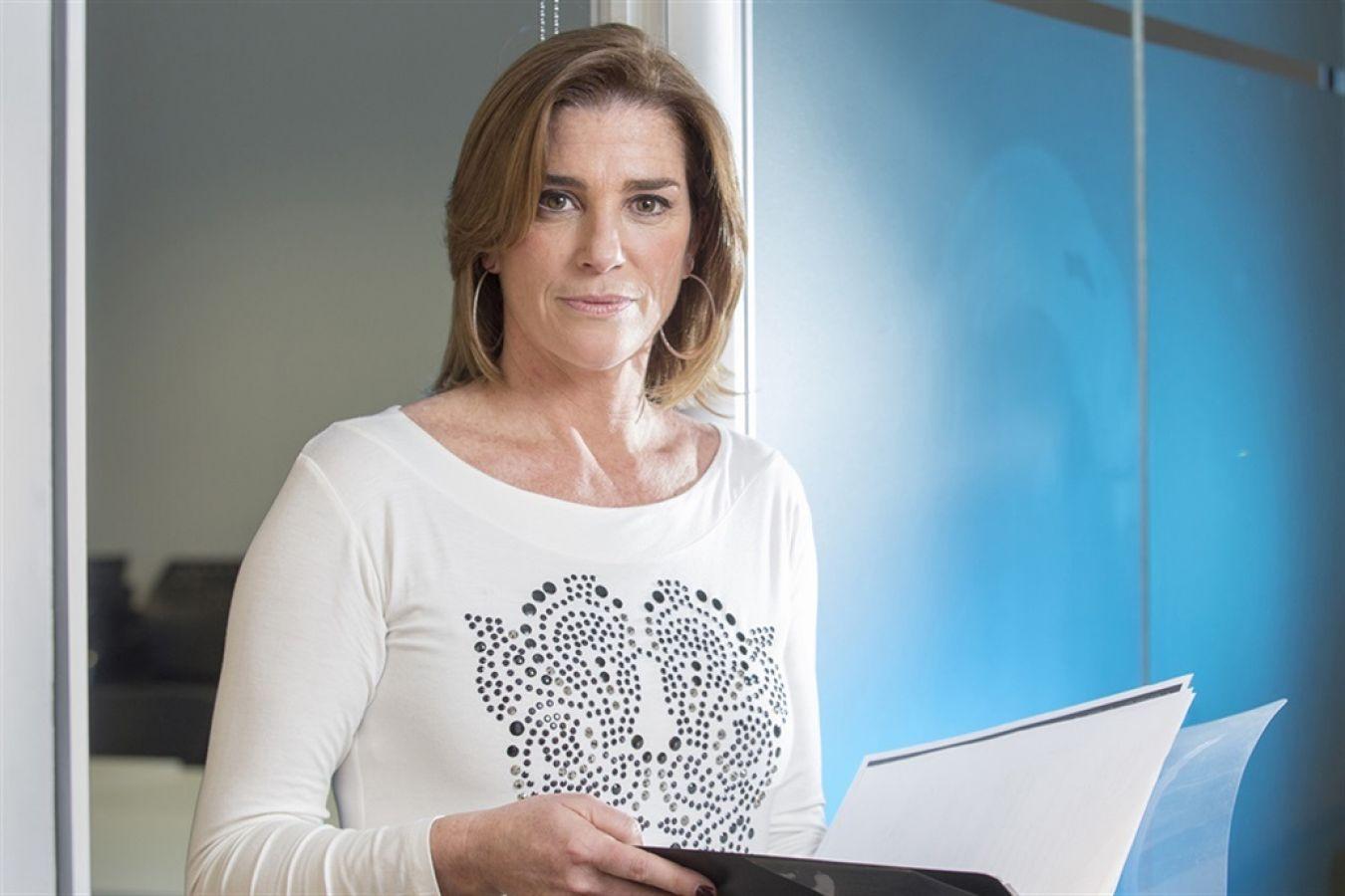 Débora Pérez Volpin: periodista de Raza