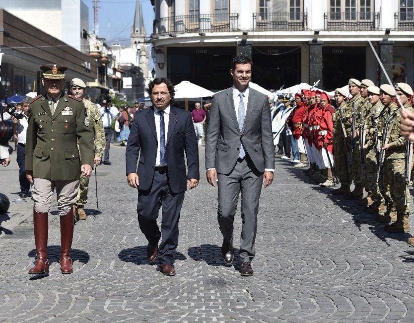 """Sáenz: """"Güemes fue un actor fundamental para nuestra Patria"""""""
