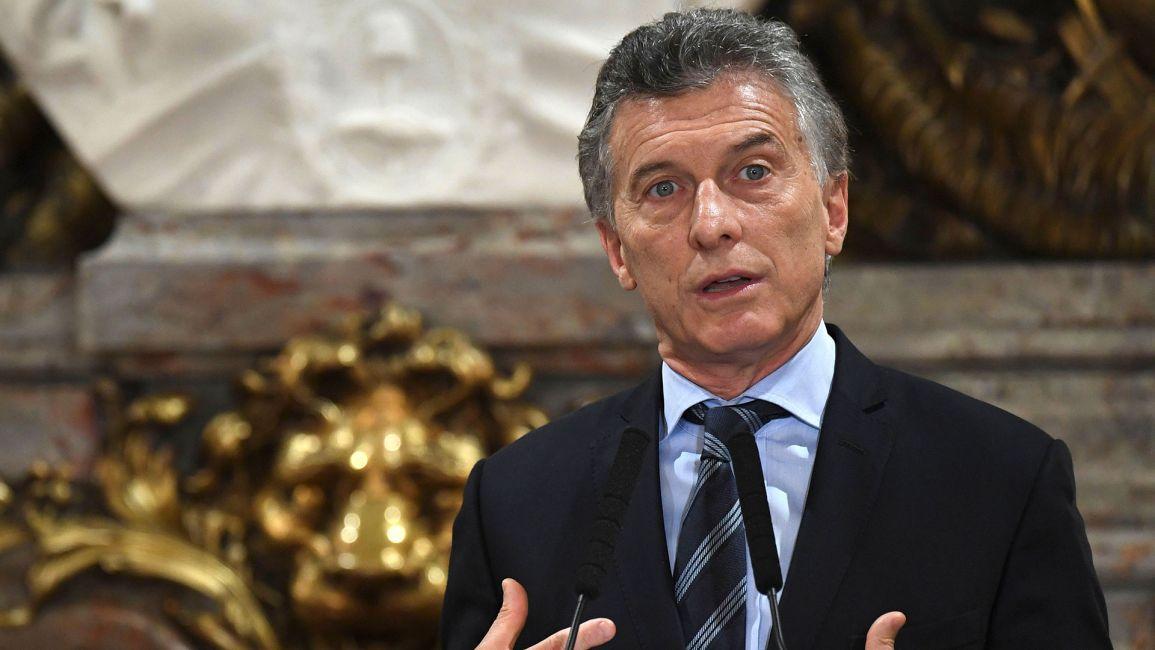 Mauricio Macri prometió ampliar licencias y abogó por la igualdad salarial