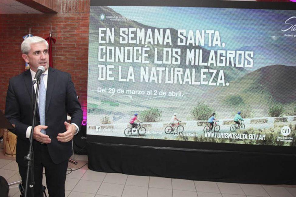 Salta presentó en Buenos Aires su oferta turística para Semana Santa