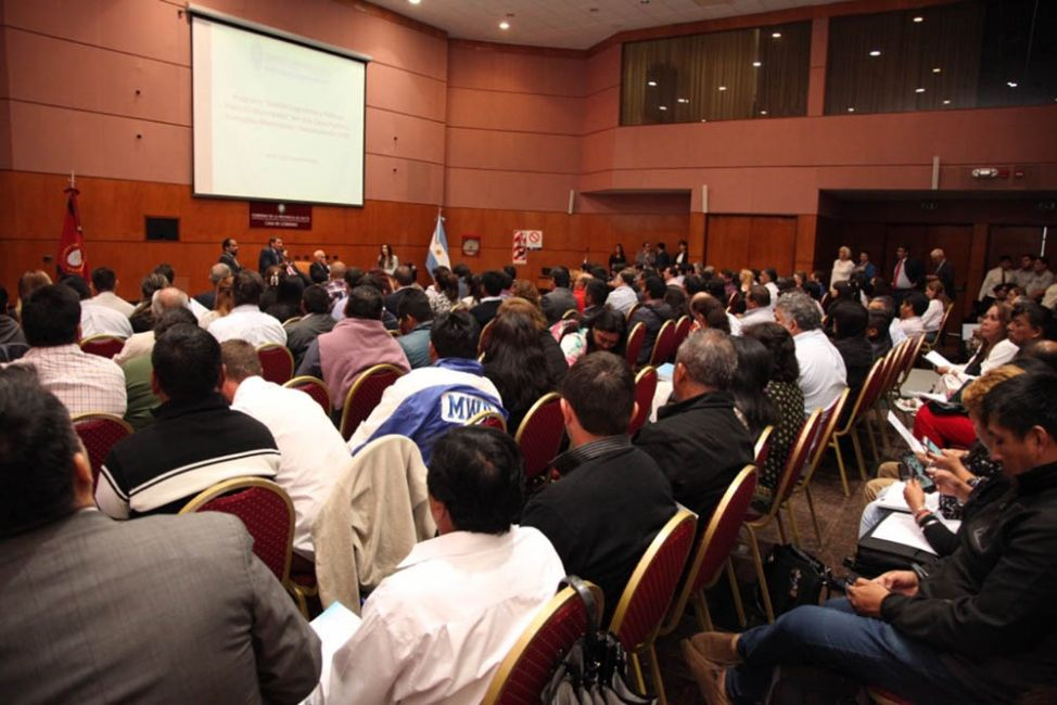 Los Conversatorios 2018: un aporte al fortalecimiento institucional