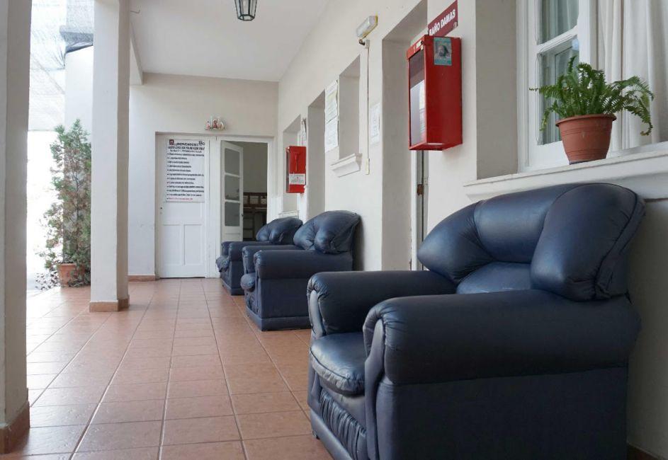Hospedan a acompañantes de pacientes del interior hospitalizados