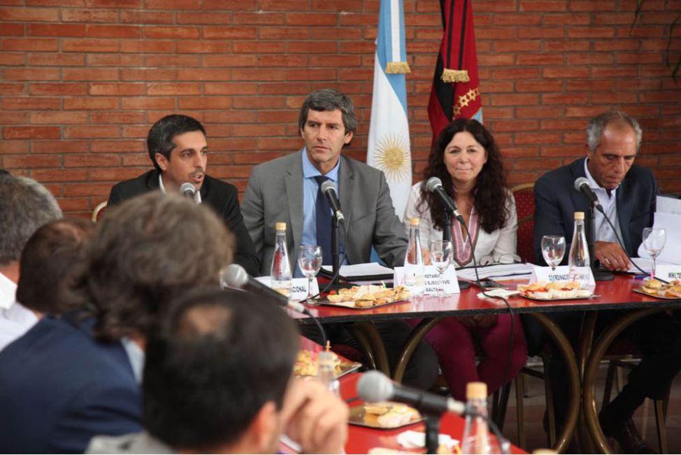 El Consejo Federal de Responsabilidad Fiscal sesiona hoy en Salta