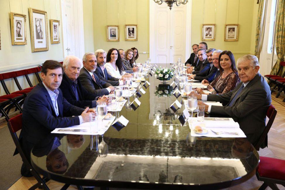Romero propuso a Marcos Peña diversas medidas para el NOA y Salta