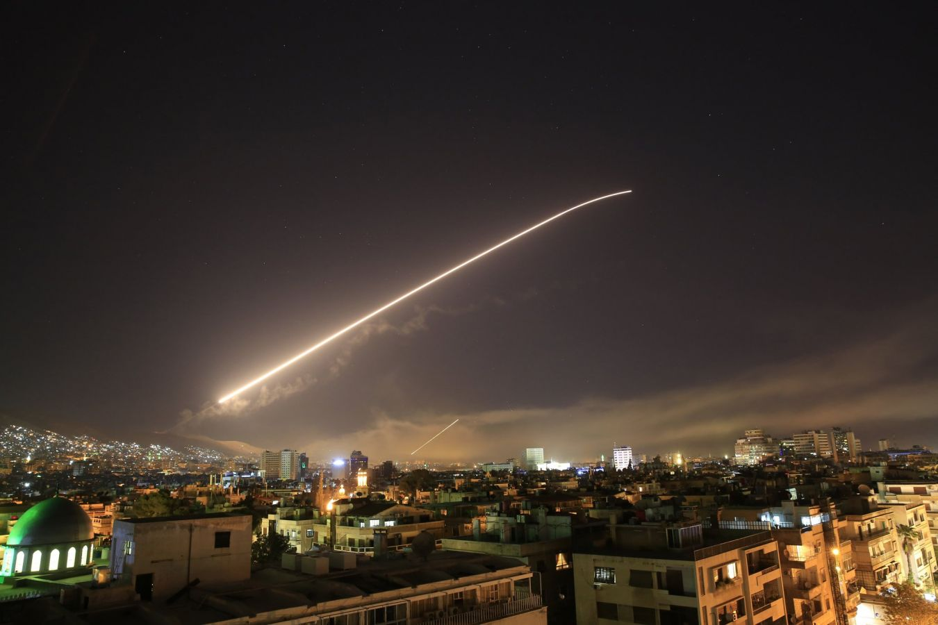 VIDEO IMPACTANTE: ASI ATACA EEUU A SIRIA