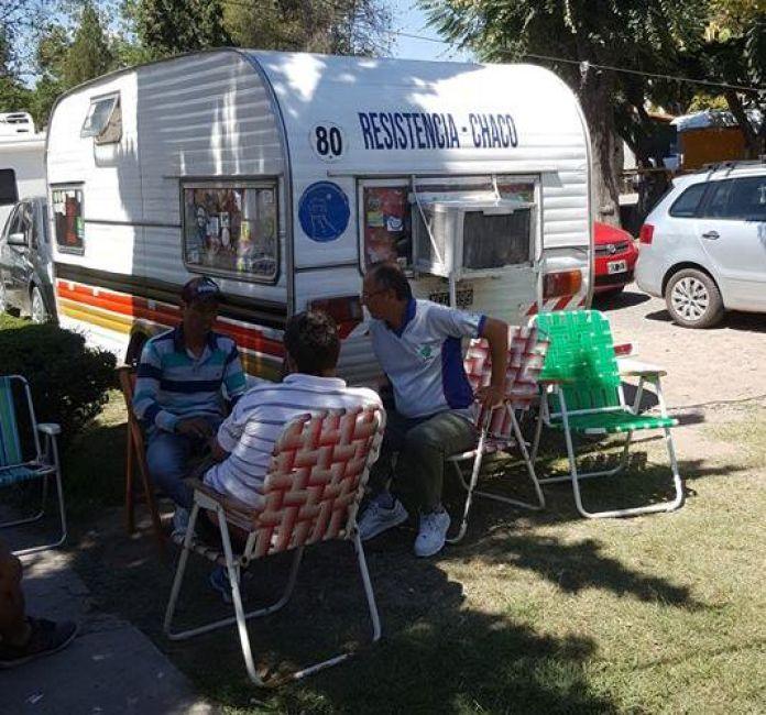 Salteños y turistas eligen el camping Xamena para recibir el Día del Trabajador
