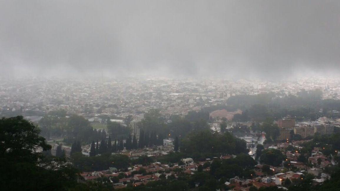 En cinco días llovió 5 veces más de lo previsto para todo el mes