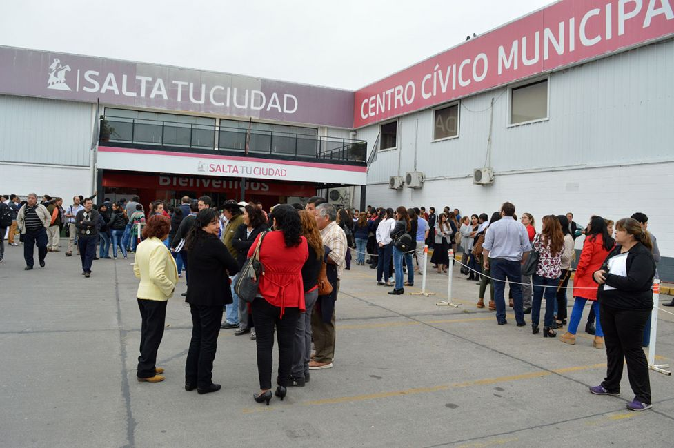 Evacuaron a 2000 personas en seis minutos en un simulacro de sismo
