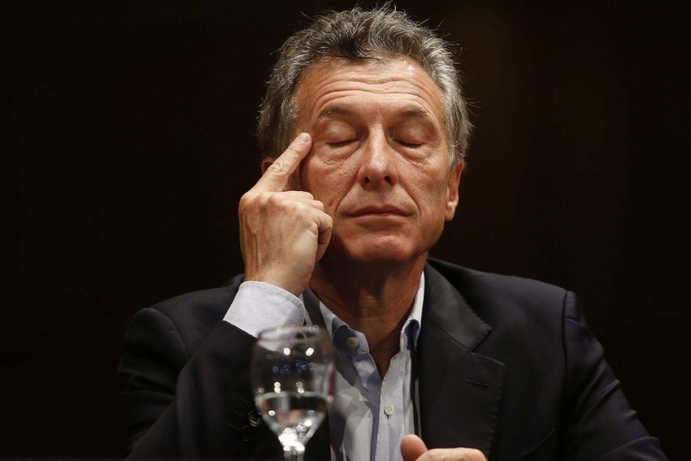 Macri ya tiene listo el veto