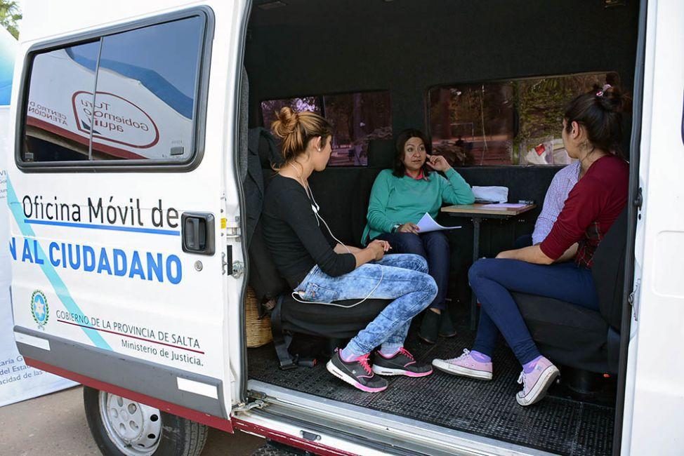 Asesoramiento jurídico gratuito en el barrio San Ignacio