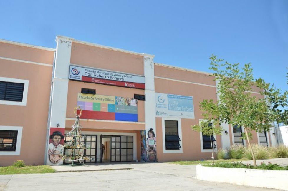 Esta semana: curso en la Escuela de Artes y Oficios de la Ciudad