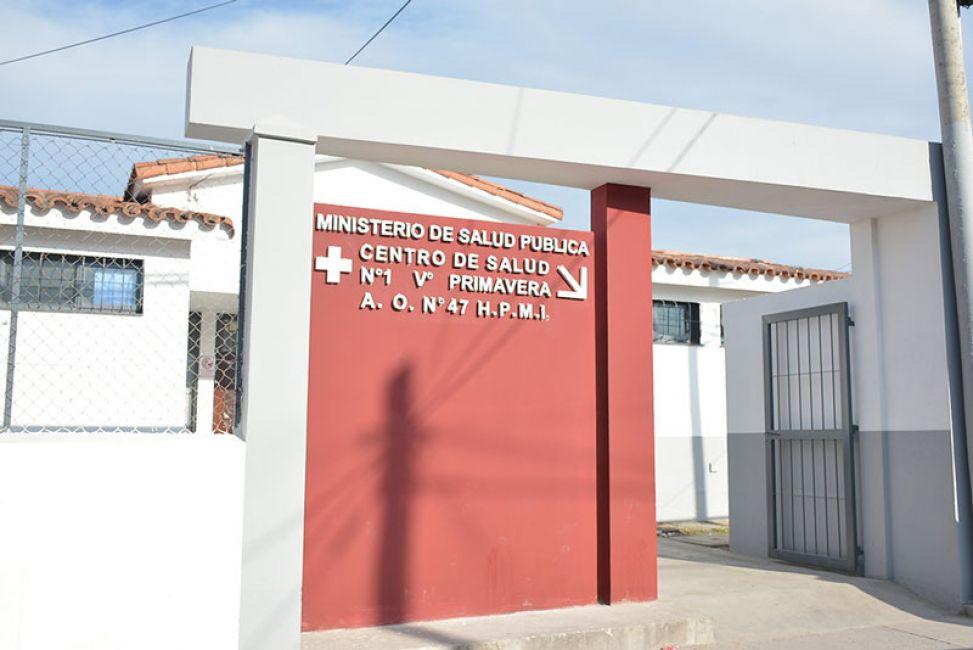 Inauguran hoy las obras de ampliación del Centro de Salud de villa Primavera