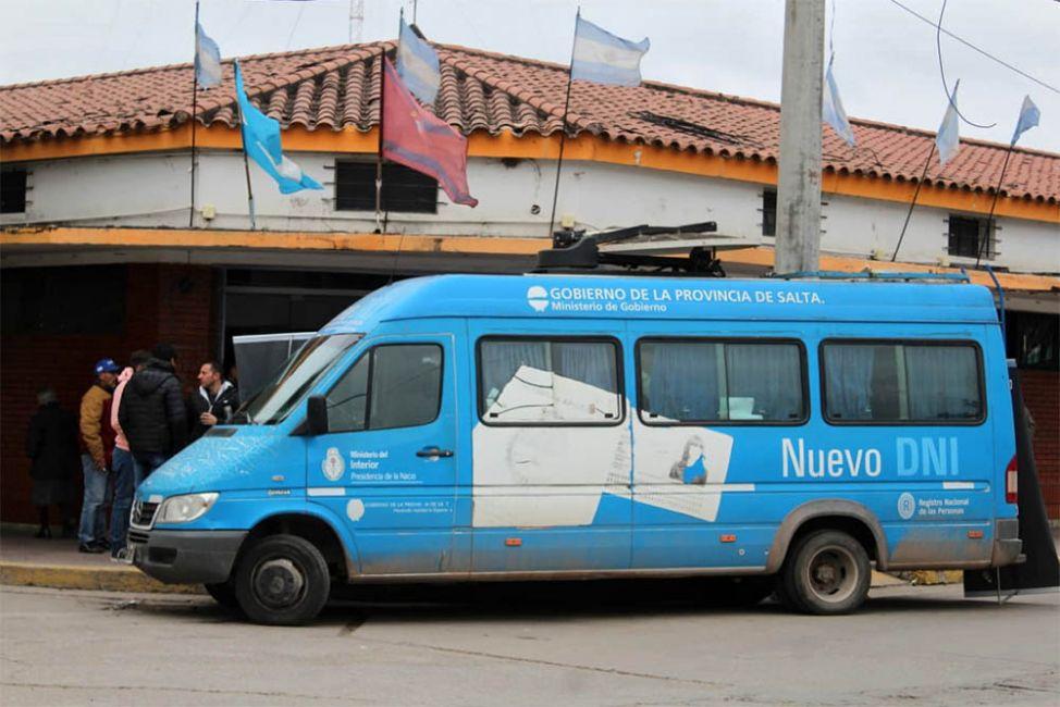 El Registro Civil de Güemes atenderá provisoriamente en la Municipalidad