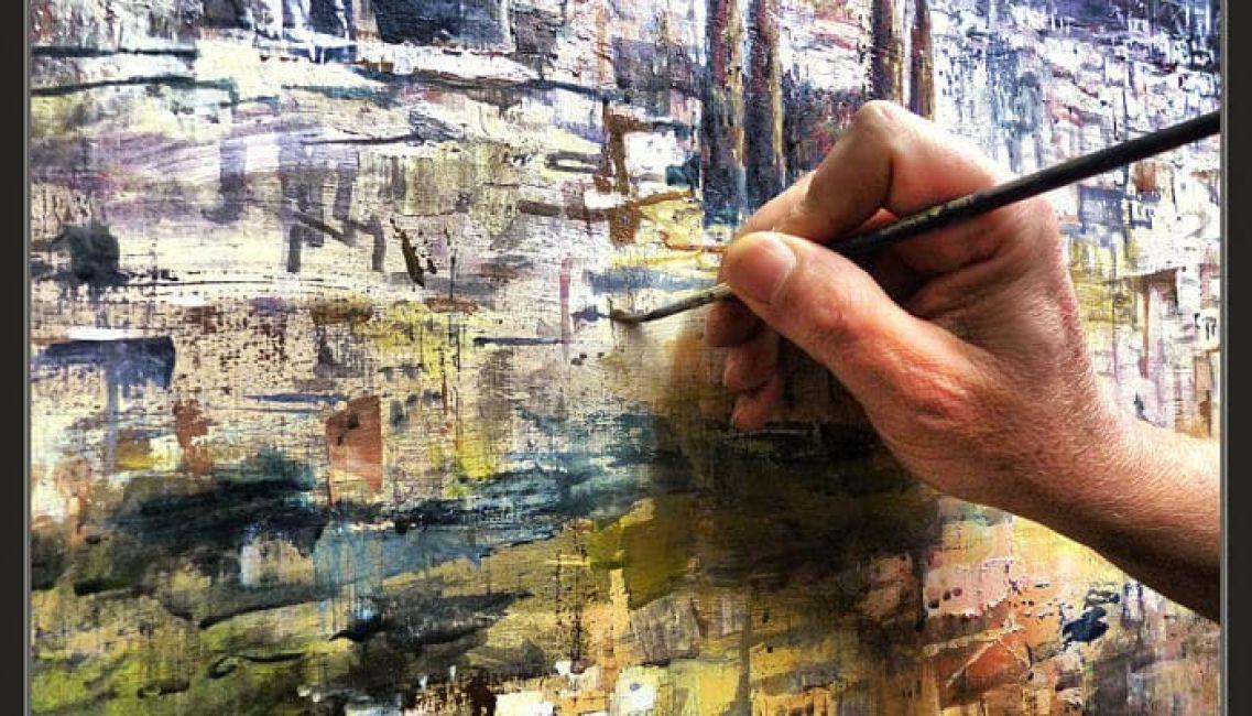 El municipio otorgará becas de producción y análisis de obra para jóvenes artistas