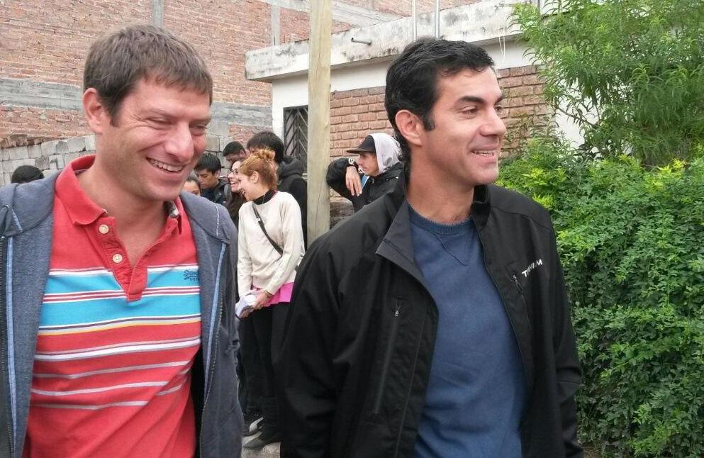 Urtubey y David encabezan la campaña de propuestas