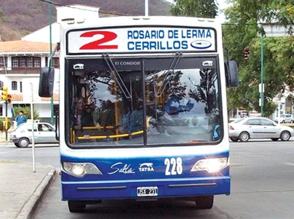 Se amplía la cobertura de transporte en Rosario del Lerma.