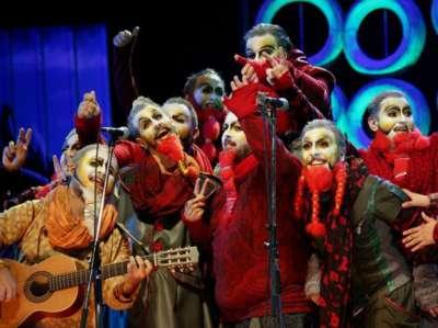 Con un show gratuito, inicia hoy la Fiesta Nacional del Teatro.
