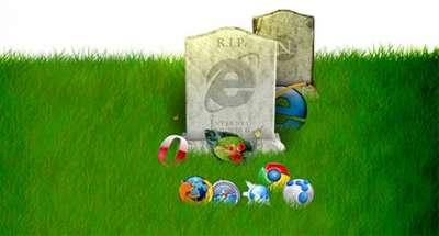 El fin de Internet Explorer