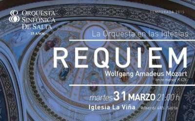 Concierto de Semana Santa en la Iglesia La Viña.