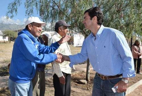 Los Valles Calchaquíes apoyan un nuevo mandato de Urtubey