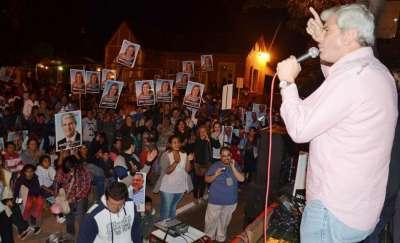 Una multitud respaldó en Tartagal a los candidatos del FREJUREVI