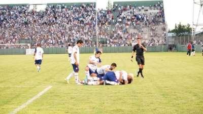 Juventud Antoniana 2 - San Jorge 1.
