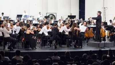 Comienzan los Conciertos Didácticos de la Orquesta Sinfónica.