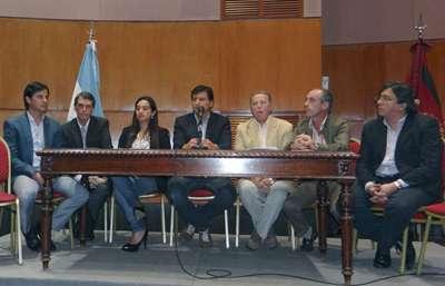 La nueva Ley del Deporte se debatió en Salta.