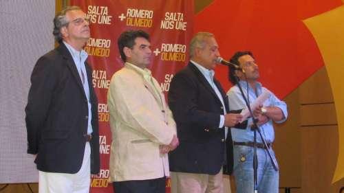 Romero denunció fraude