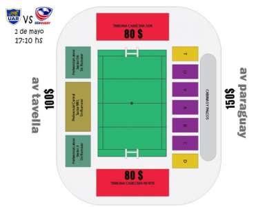 Desde hoy se venden las entradas para ver a Los Pumas en Salta.