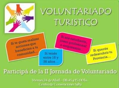 II Jornada de Voluntariado Turístico.