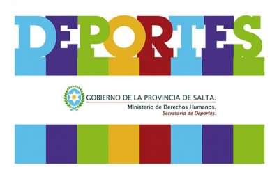 Secretaría de Deportes.
